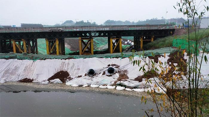 曝光典型案例⑩:自贡市自贡东站配套设施建设项目生态环境问题突出,群众反映强烈