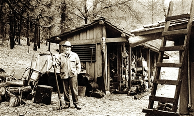 加里·斯奈德 对工业文明的解构,对生态文明的建构