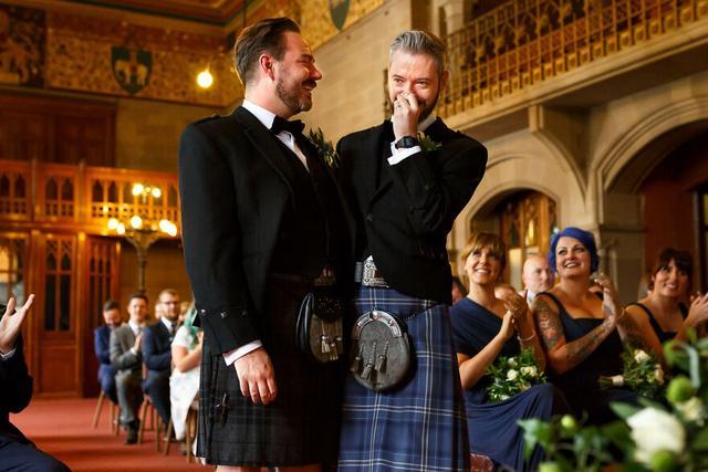 那些在婚礼上流泪的瞬间,哪一张触碰到你的泪点?