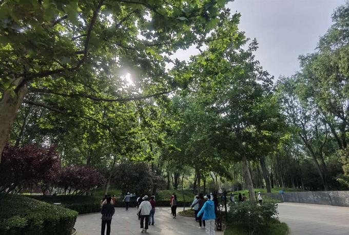 北京今天体感闷热,未来三天天气晴好气温升高