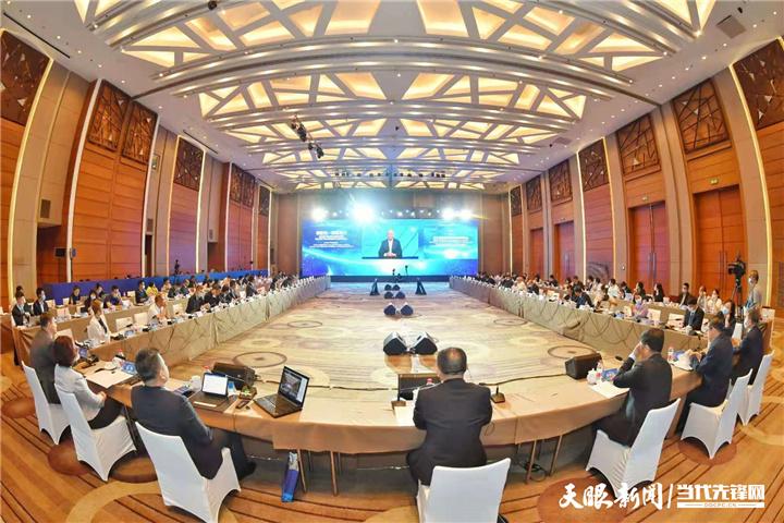 【APEC数字减贫研讨会】全球移动通信系统协会大中华区总裁斯寒:可靠的数字生态系统需要全行业的通力合作