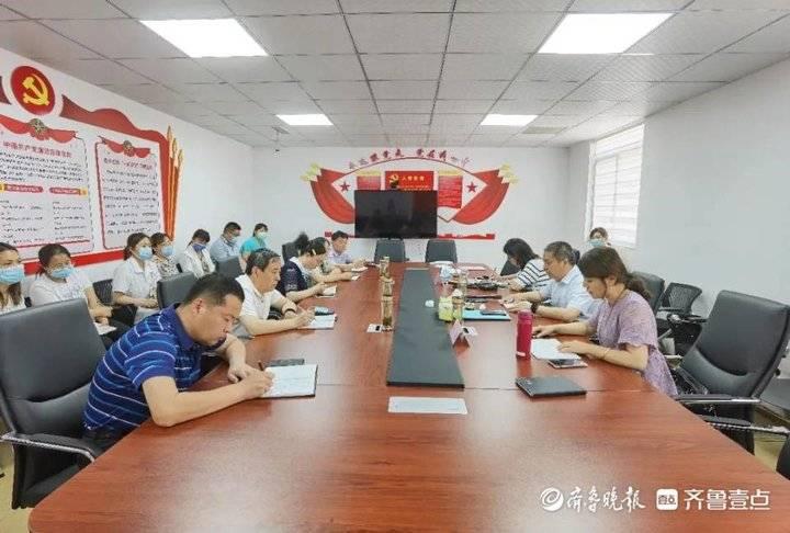 山东省卫健委专家组到岱岳区妇幼保健院进行绩效考核现场复核工作