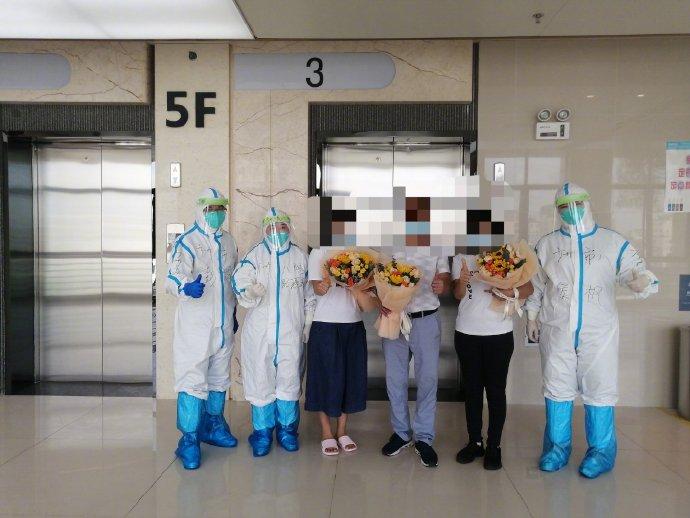 6月10日疫情速递 温州一家三口感染,广州首例患者出院