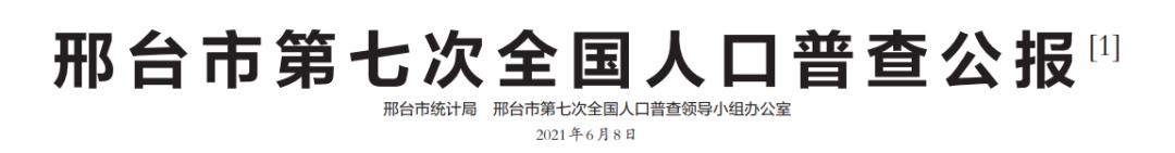邢台市区有多少人口_最新!邢台各县市区人口数来了!