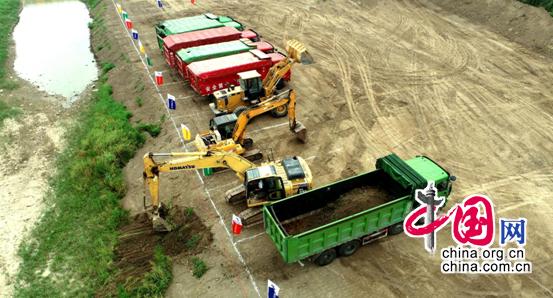 中国发布丨国家重大水利工程卫河干流治理工程开工 建成后防洪标准将达50年一遇
