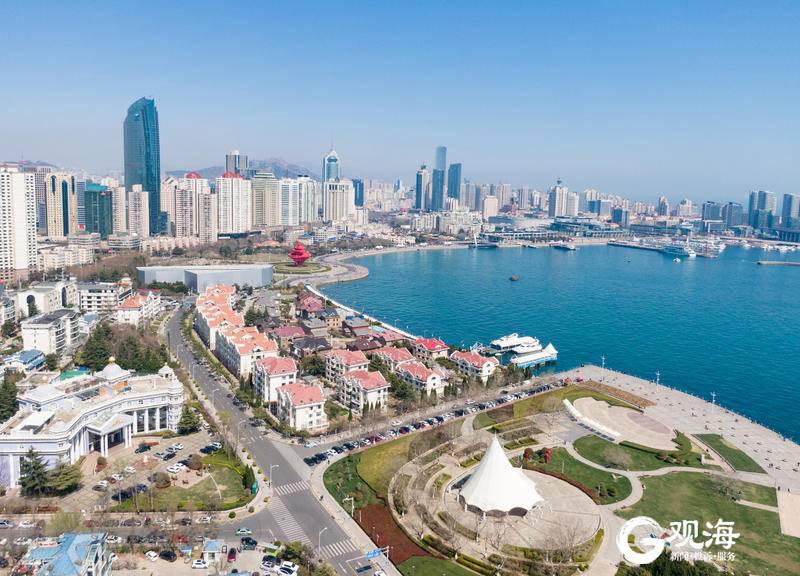 """充分发挥""""双节点""""价值、城市能级不断跃升……新发展格局重塑""""青岛空间"""""""