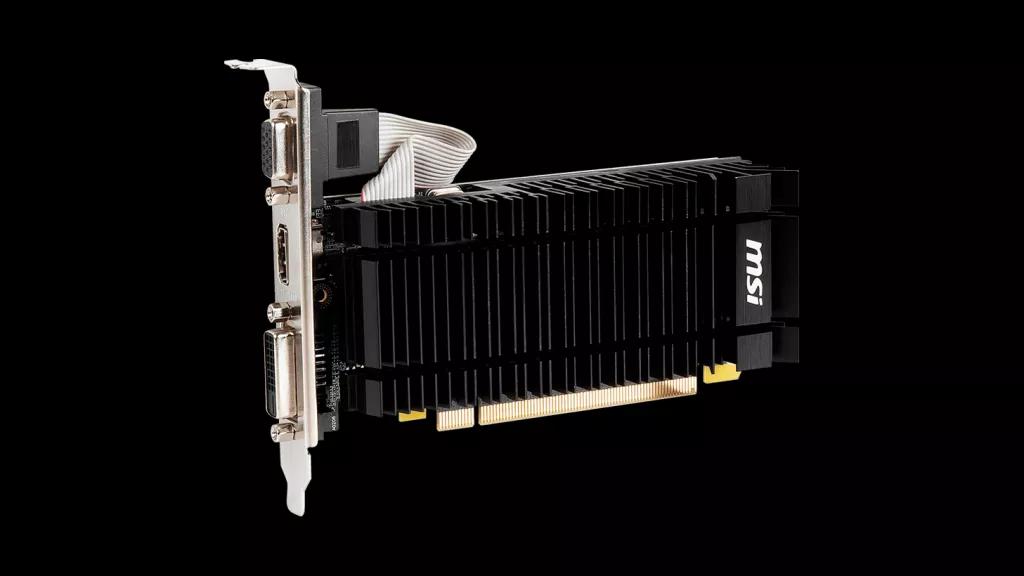 微星重新上架 GeForce GT 730 显卡:384 CUDA 核,498 元