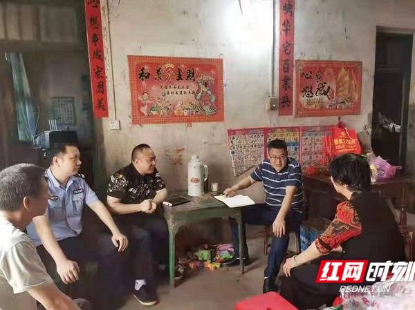 洞口县竹市镇:着力推进禁毒和反电诈工作