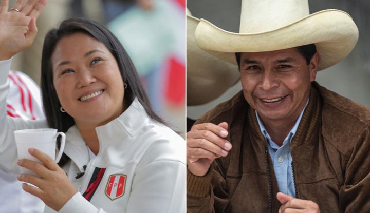 乡村教师VS前总统之女 秘鲁总统选举终极对决,谁能赢?