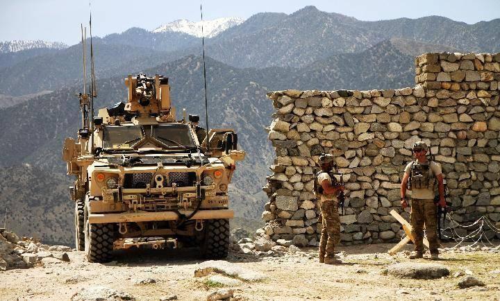 从阿富汗撤军是要撤,但美国还憋了这么一手