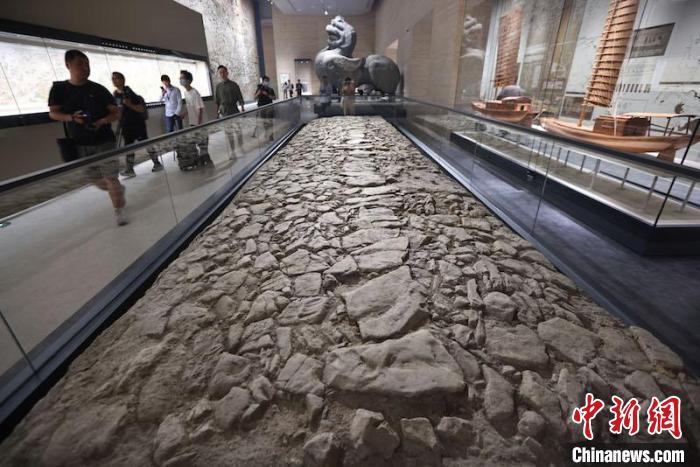 探访扬州中国大运河博物馆:万件藏品展现文化公园中的博物馆