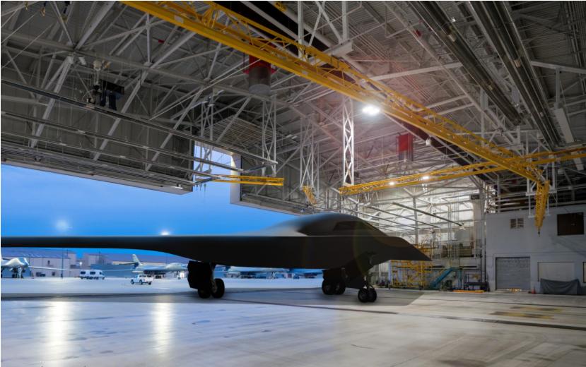 B-21轰炸机首个行动基地正式确认,美政客称当地经济面临历史机遇