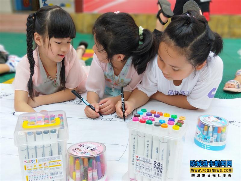 """防城港市上思县第二幼儿园举行""""童心向党 礼赞百年""""主题活动"""