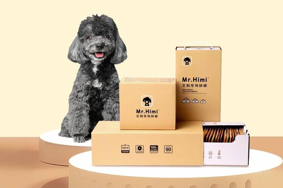 新国货榜上唯一宠物食品品牌,黑米先生靠即食鲜粮弯道超车