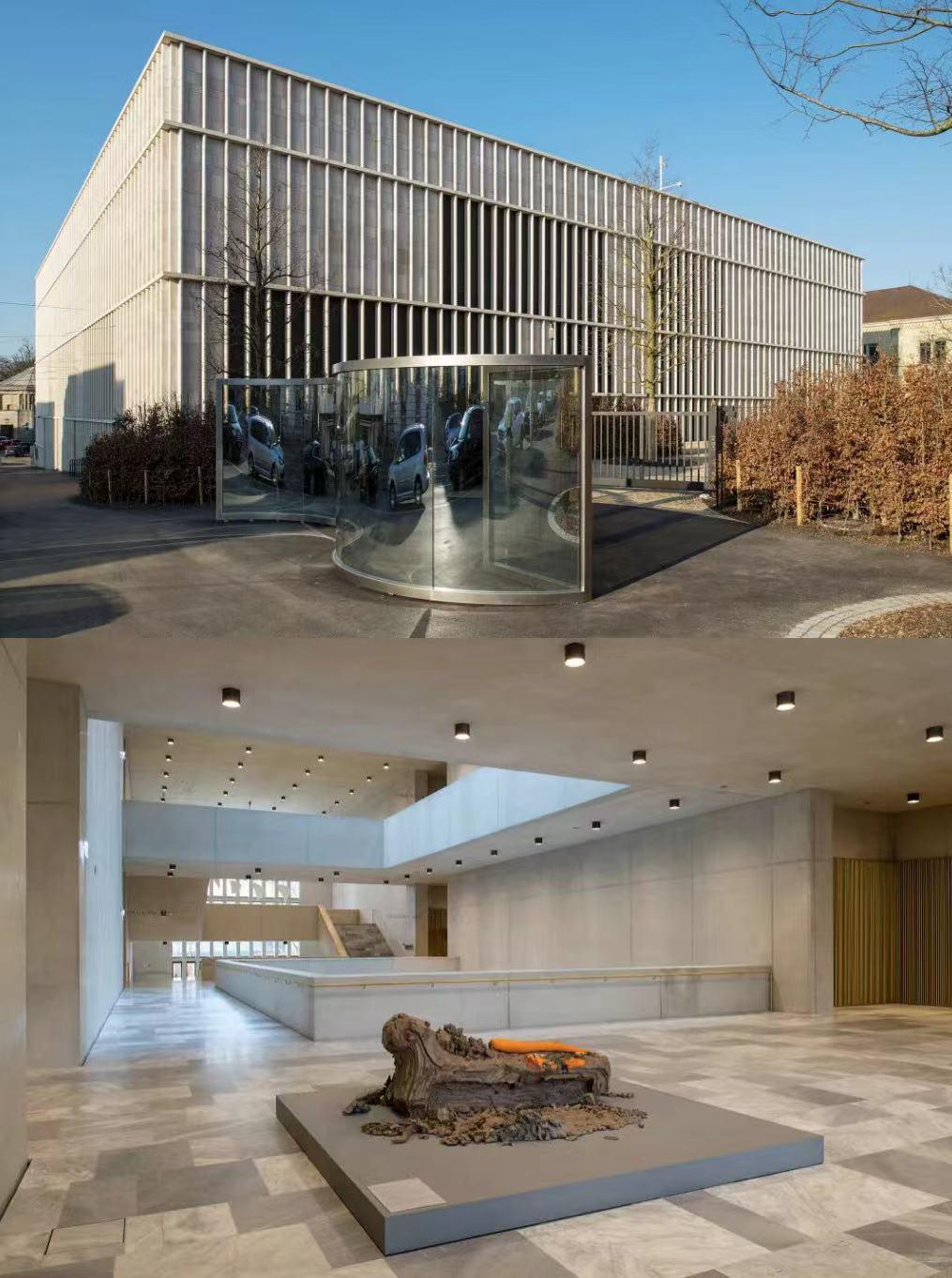 云游四方 历时13年打造,瑞士最大艺术博物馆今秋开放