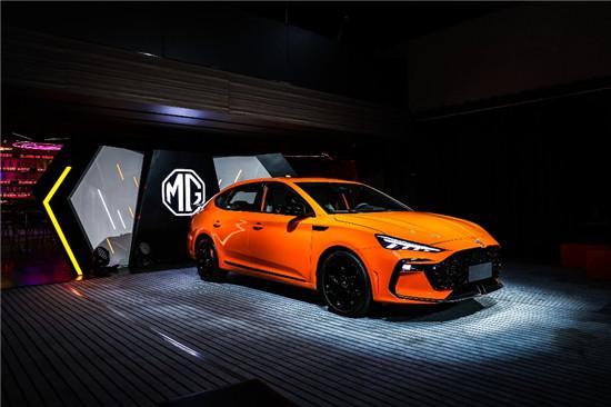 第三代MG6 PRO亮相 MG潮改认证团初始成员集结完毕