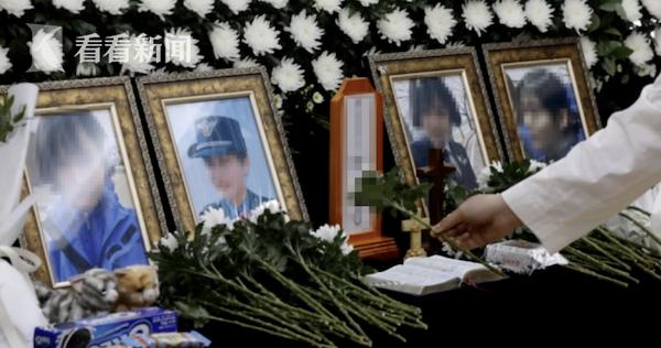 视频|遭上级性侵投诉无门 韩国女兵领结婚证当天自杀