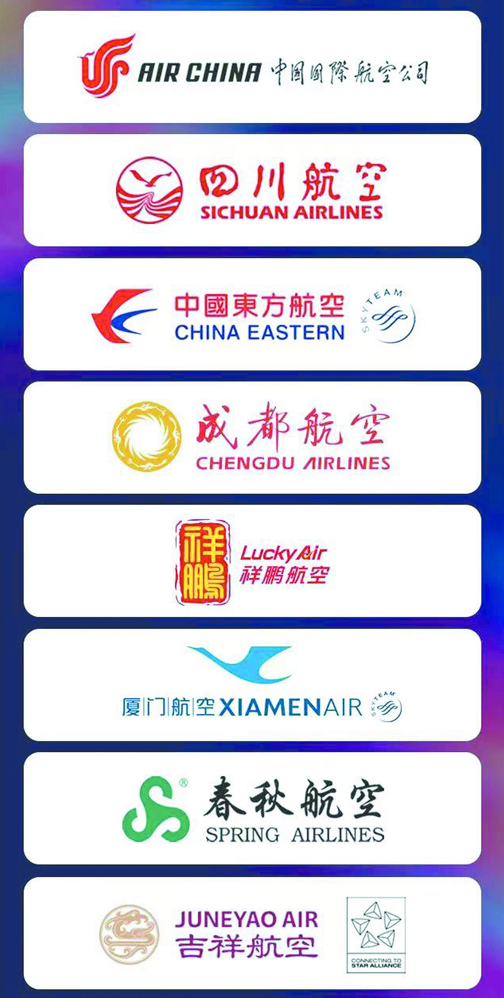 天府国际机场8家航空公司先飞 每天起降航班188架次