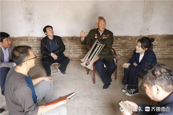 阳信县商店镇做好对渤海军区教导旅成立旧址进行保护利用建设