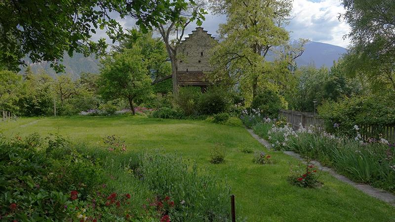 在瑞士瓦莱,读懂里尔克的哀歌和十四行诗