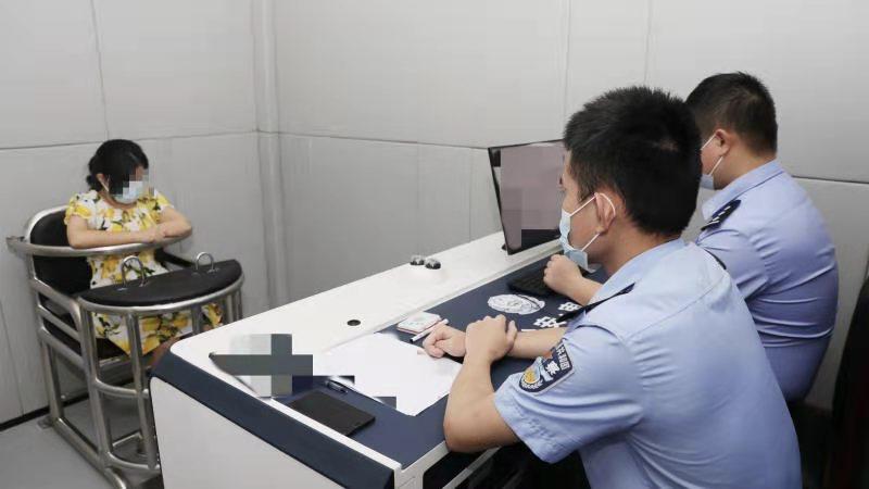 """女子散布""""华强北有确诊病例""""谣言被行政拘留"""