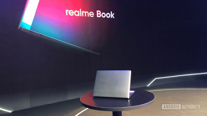 realme将在海外发布笔记本和平板电脑,定档6.15