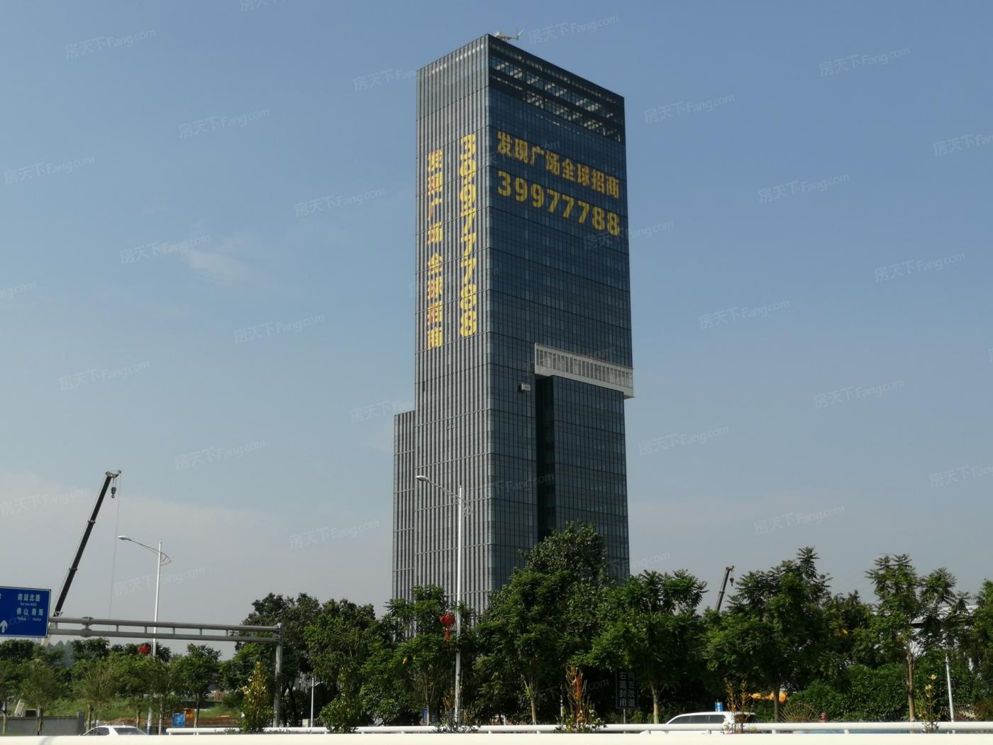 2021年5月广州市南站商圈写字楼市场租赁情况
