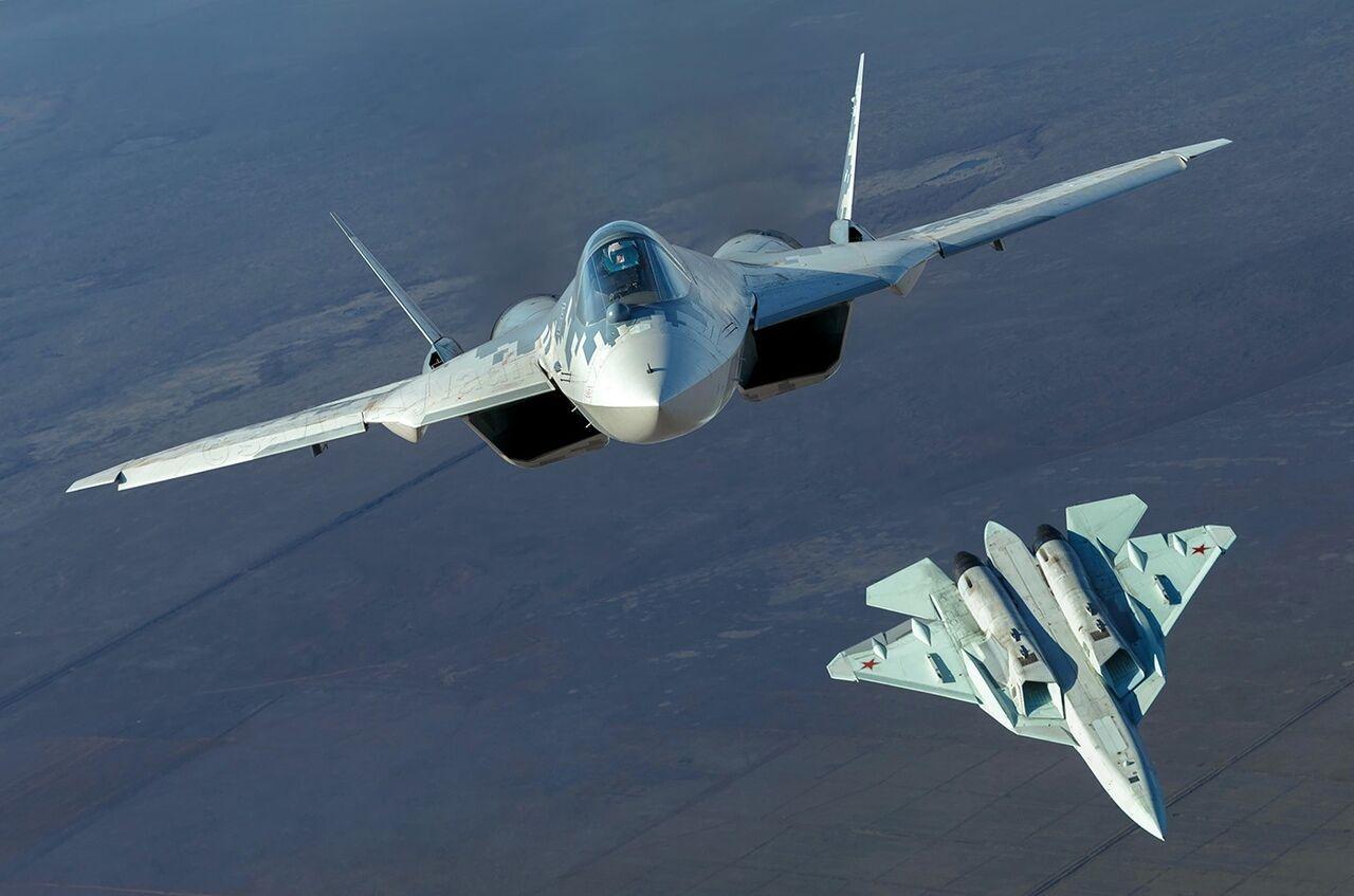 俄媒:量产型苏-57交付列装工作才刚启动,俄军今年将获得两架