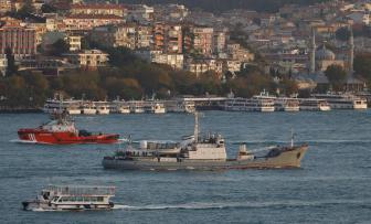 美国导弹驱逐舰进入黑海 俄国防部:已开始对其监视