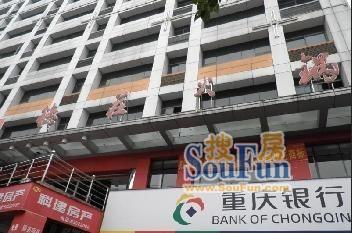2021年5月重庆市一号桥商圈写字楼市场租赁情况