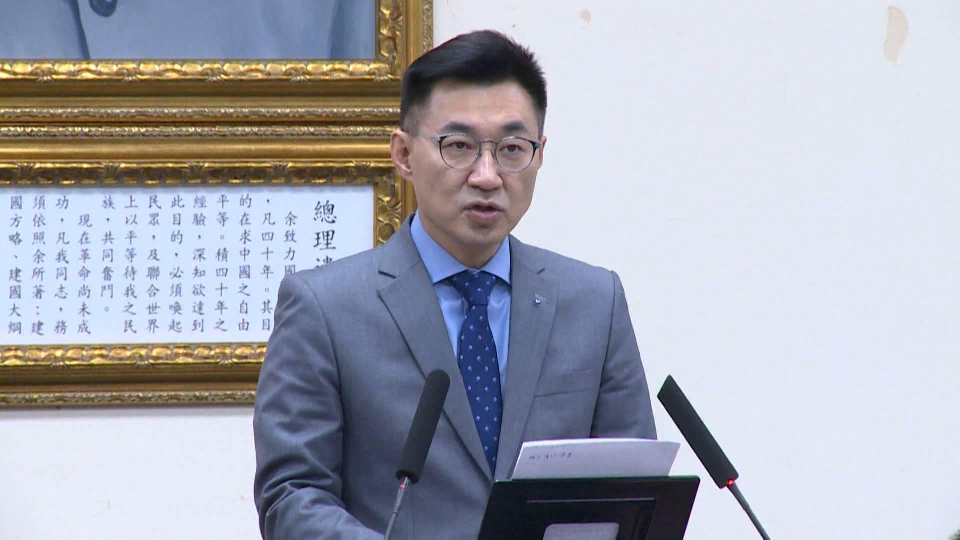 民进党高官称疫情破口在万华,江启臣痛批绿营知错不改还卸责人民