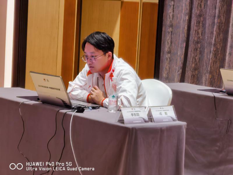 【中国男子围甲联赛】深圳队暂居第三