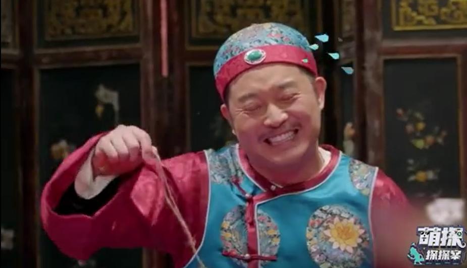 """杨迪质疑沙溢演技,穿上戏服还是""""综艺咖"""",军艺校草成""""笑吵"""""""