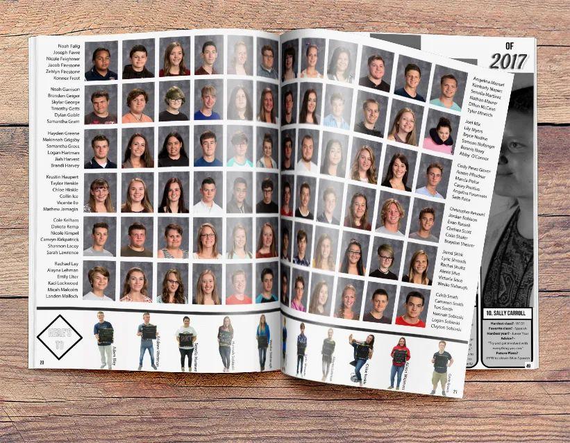 因为总觉得女学生穿着暴露,学校给她们照片挨个打码
