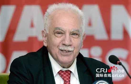 土耳其爱国党主席佩林切克:与人民联系紧密是中国共产党取得成功的关键