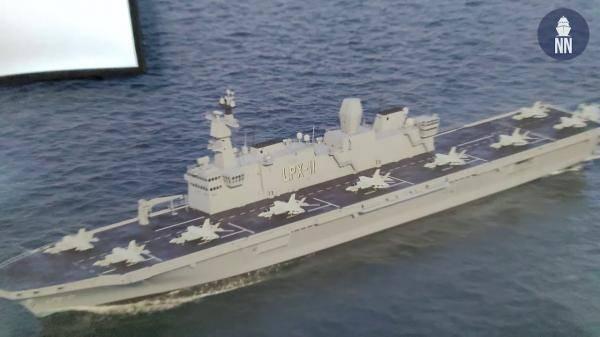 观察者网一周外军评论:懵懵懂懂的韩国航母