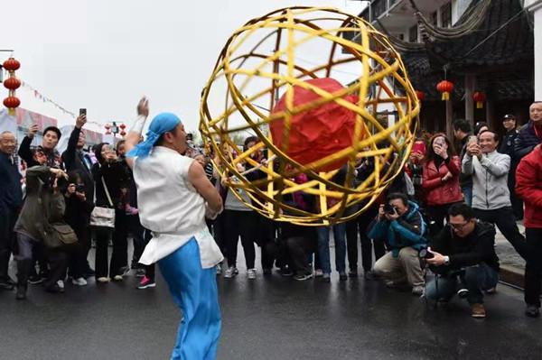 上海这个国家级非遗项目,竟是数百年前上海先民与海患抗争的见证