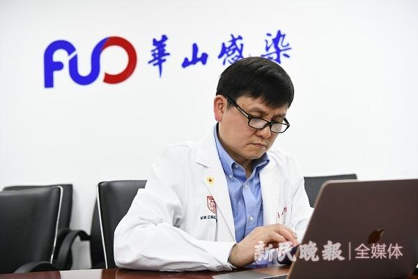 张文宏昨夜发微博:聊聊新冠病毒变异株临床数据汇总