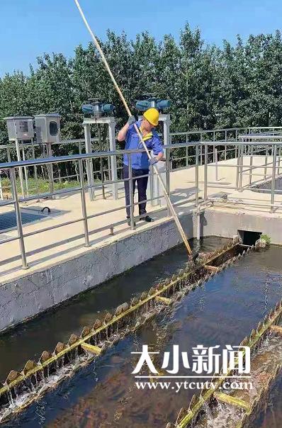 最新资讯|端午假期的坚守:辛安河污水处理厂60余人坚守岗位 日处理污水13余万吨