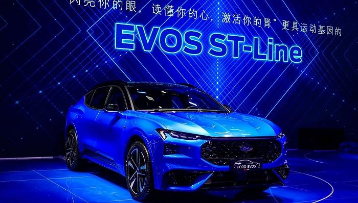 既有插混车型、又有全球战略车型,福特带来了这两款车型   2021重庆车展