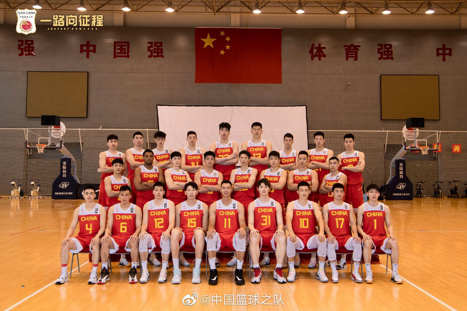 周琦领衔中国男篮14人大名单,18岁小将曾凡博入选