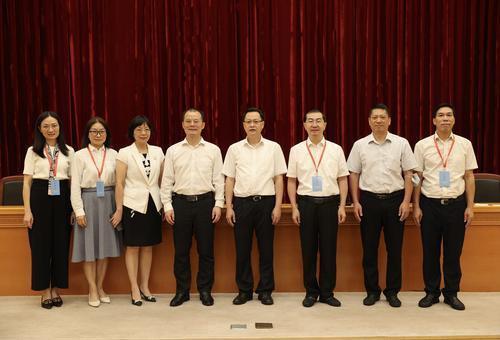 陈树良当选为致公党东莞市第三届委员会主委