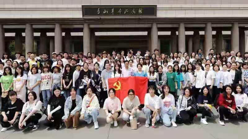 """北京联大""""红色基因""""实践课程在香山开课"""