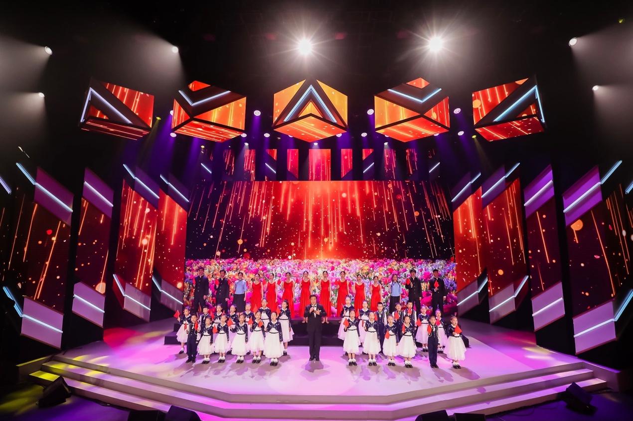 """上海国际电影节""""中国影视之夜""""举办,呈现时代能量"""