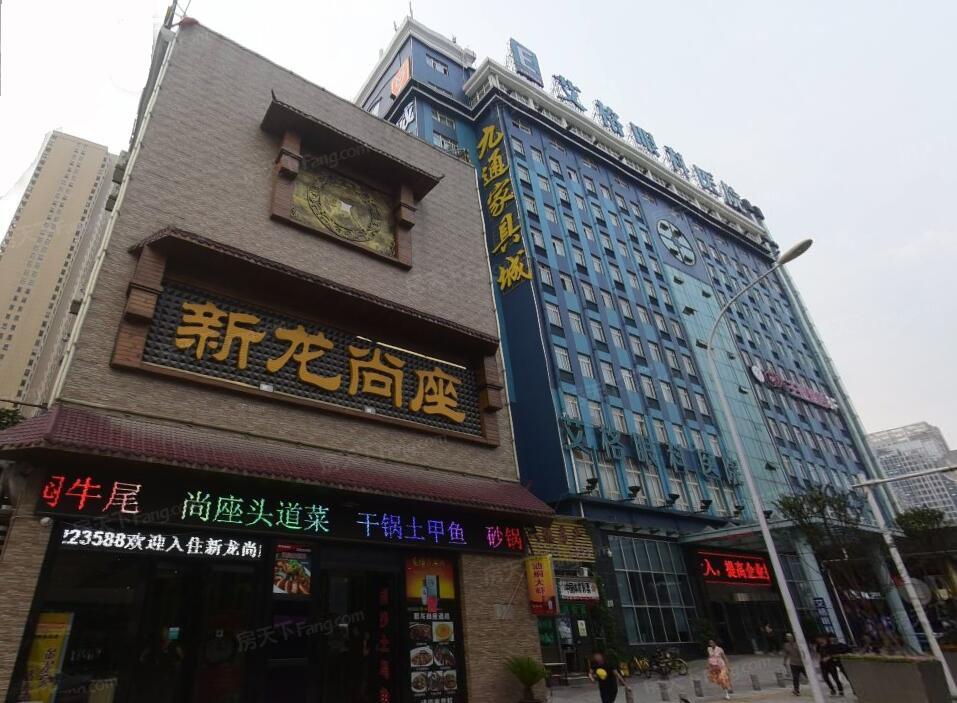 2021年5月武汉市王家湾商圈写字楼市场租赁情况
