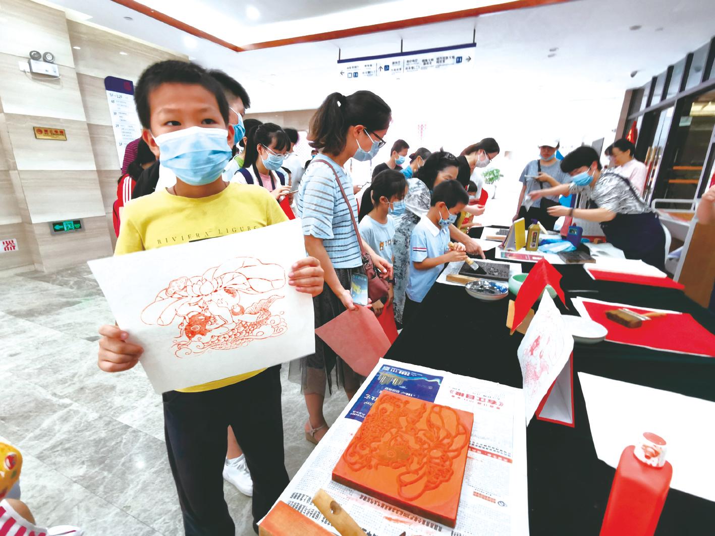 """南宁市文化场馆开展""""文化和自然遗产日""""多样活动"""