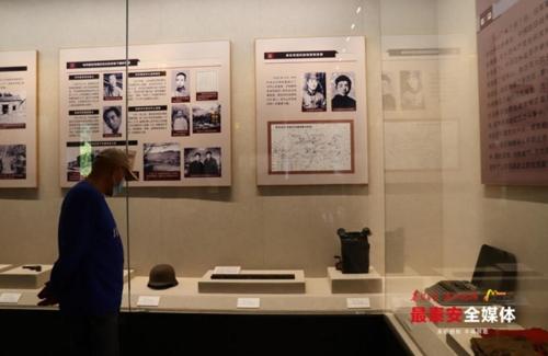传承红色基因 赓续红色血脉 泰安市举办庆祝建党百年革命文物藏品展