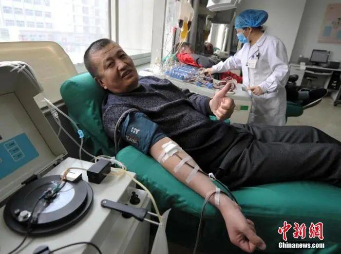 中国无偿献血位居世界前列,给为爱伸出手臂的你点赞!