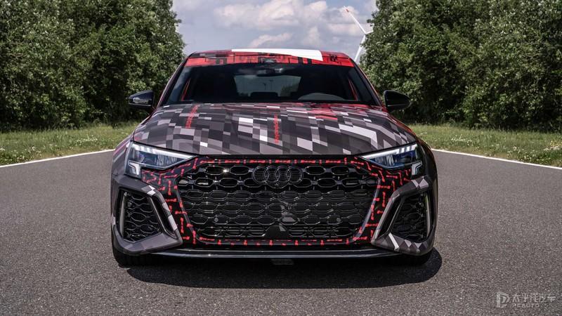 新一代奥迪RS3于7月全球首发 最大功率超420PS