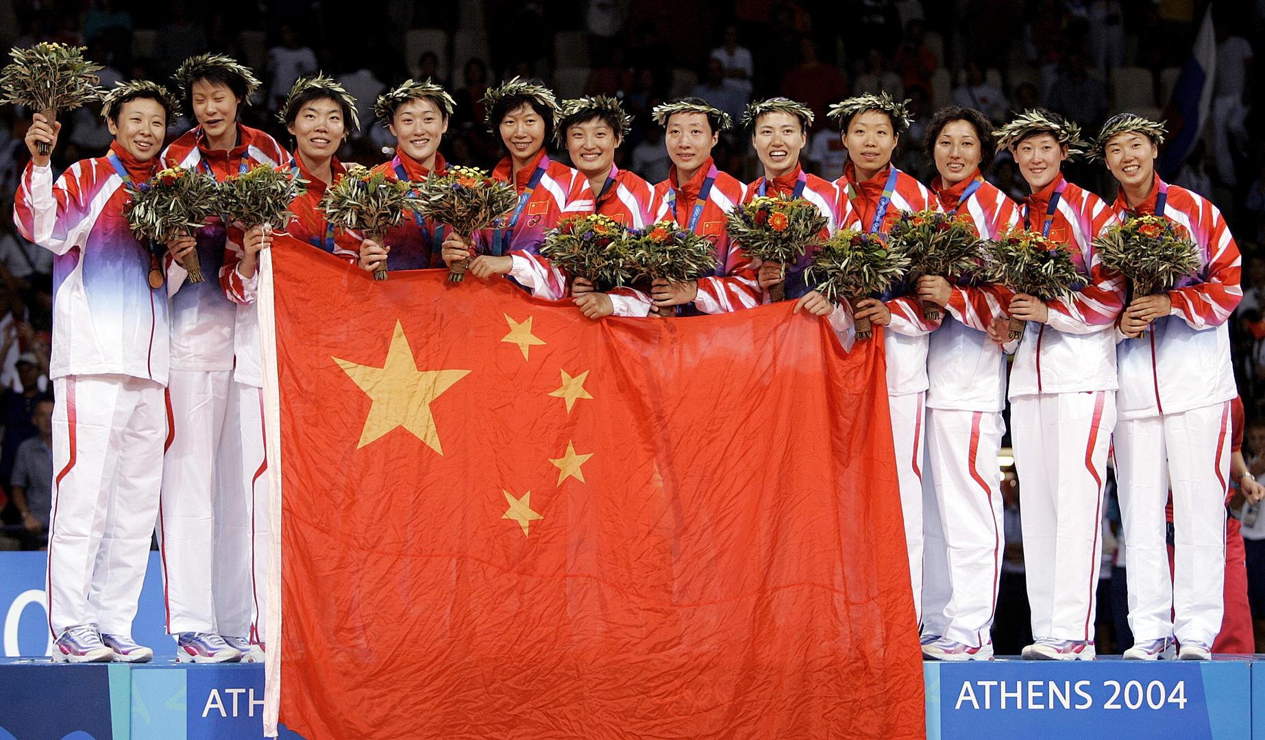 女排精神 奥运冠军陈静:那种代代相传的拼搏与信念,永远年轻、永不过时